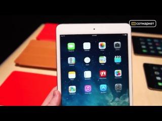 Видео обзор планшета iPad Mini Retina Display (Сотмаркет)...